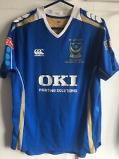 *L* 2008 FA CUP Final PORTSMOUTH Home Canterbury Football Shirt