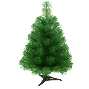 60cm Christmas Tree Xmas Artificial Traditional Pine Mini Small With Stand