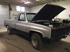 C10 PICKUP FRONT VALANCE GMC Chevrolet C20> 1982-83-84-85-86-87