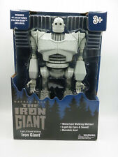 "The Iron Giant Light and Sound Walking Iron Giant 14"" New Free Shipping"