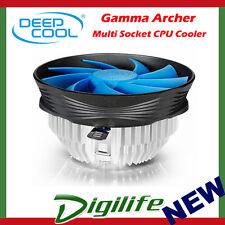 DEEPCOOL GAMMA ARCHER CPU HEATSINK & 120MM FAN INTEL 1150 1155 1156 775 &AMD