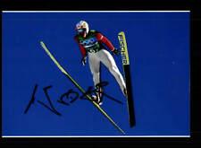 Taku Takeuchi Japan  Foto Original Signiert Skispringen+A 176867