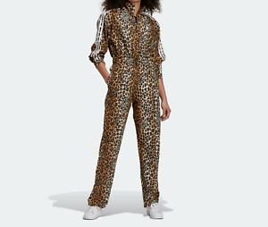 adidas Originals Women's Jumpsuit in leopard print