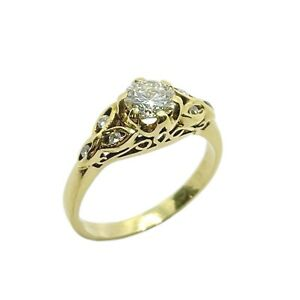 50% OFF SALE 18ct Gold Diamond Ring (VAL $5000)