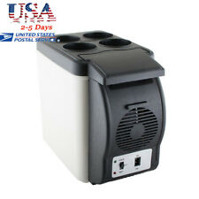 New ListingUsa Portable Car Refrigerator Fridge Cooler Warmer Freezer Truck Camping Good