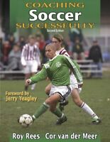 Coaching Soccer Successfully (Coaching Success... by Meer, Cor Van Der Paperback