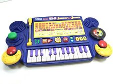 Vtech Little Smart DJ Jazz 'n Jam Keyboard Synthesizer Station Music Machine