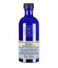 Neal's Yard Remedies Organic MOTHERS MASSAGE Oil 50ml Helps Prevent Stretch Mark