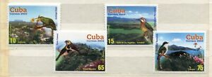 FAUNA_1102 2003 birds 4 pc MNH Combined payments & shipping
