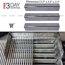 Grill Replacement Parts for Weber Spirit Stainless Steel Flavorizer Durable Bars