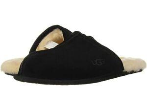 UGG Men's Scuff Slippers 1101111 Black Sz 7-14 New
