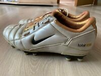 Nike Air Zoom Total 90 Laser III Football Boots 308231 102 Size - UK 6 / EUR 40