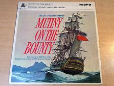 Bronislau Kaper/Mutiny On The Bounty/1962 MGM Mono Soundtrack LP