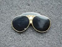VINTAGE METAL PIN  SUNGLASSES