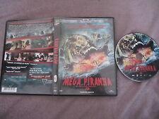 Mega piranha de Eric Forsberg avec Paul Logan, DVD, Horreur