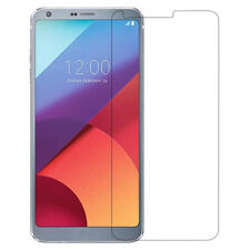 9H Hardness Genuine Tempered Glass Screen Protector HD Clear Flim For New LG G6