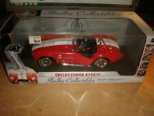 Shelby Collectibles 1/18 Shelby Cobra 427 S/C        MIB