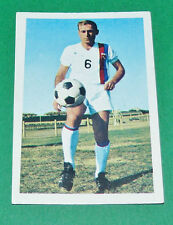 N°99 D. TRIVIC AGEDUCATIFS FOOTBALL 1971-1972 OLYMPIQUE LYON OL GERLAND PANINI