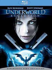 Underworld: Evolution (Blu-ray Disc, 2006, Canadian French)
