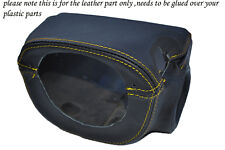 yellow stitch FITS LOTUS EXIGE/ELISE S1 MK1 95-02 STEERING WHEEL SHROUD COVER