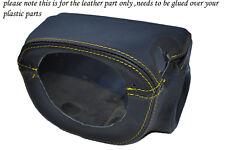 yellow stitch FITS LOTUS EXIGE/ELISE S1 MK1 95-02 STEERING WHEEL SHROUD COVER