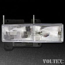 1992-2000 Chevrolet K1500 C2500 Headlight Lamp Clear lens Full Size Truck Right
