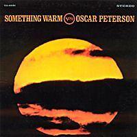 OSCAR PETERSON Something Warm US Press LP