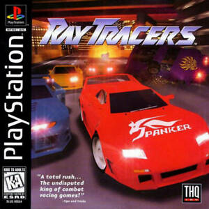 Ray Tracers PS1 Great Condition Fast Shipping