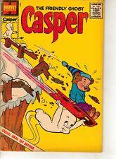 CASPER THE FRIENDLY GHOST #7 COMIC BOOK FN-90% PRICE CUT