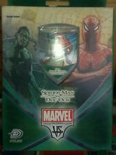 SPIDERMAN TRADING CARD GAME - 2Player Starter Deck Spider Man VS. Doc Ock Figure