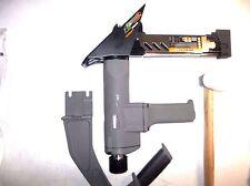 NuMax SFL618 3-in-1 Pneumatic Flooring Stapler/Nailer with White Rubber Mallet