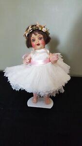Antique German Armand Marseille, 30cms, Ballerina doll (1910)