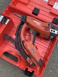 Hilti GX3 Gas Powered Actuated Fastener Nail Gun