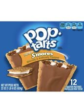 NEW Pop Tarts Toaster Pastries Frosted S'mores 12 Count