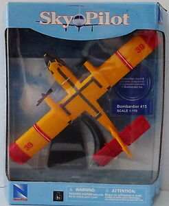 Bombardier Canadair CL-415, New Ray, 'Sky Pilot', Ca.1/110, Finshed Model, New