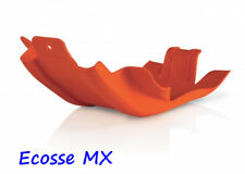 KTM SXF250 2013-2015 SXF350 2011-2015 Orange Skid Plate Acerbis Sump Guard