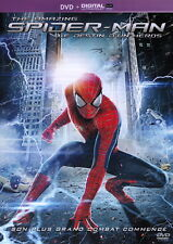 THE AMAZING SPIDER-MAN, LE DESTIN D'UN HÉROS (DVD + DIGITAL ULTRAVIOLET) VF