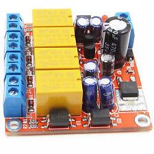 EVS-800 Lautsprecherschutz Einschaltverzögerung Schutzschaltung Relai Stereo 12V
