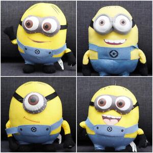 Despicable Me Minion Stuart (20cm) Kevin (25cm) Bob (20cm) Soft Toys