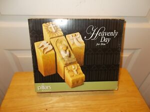 PILLARS by Kim Lawrence--Enesco 2009--HEAVENLY DAY FOR HIM