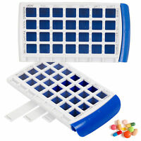 7 Day Pill Box Medicine Tablet Dispenser Organiser Weekly Storage Case Container