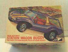 MPC 1/25 Station Wagon Buggy Dean Jefferies From 1970 Kit #411-200 Very Rare OOP