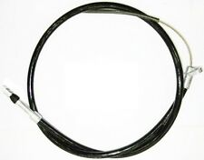 Absco 25094 Stainless Steel Brake Cable Rear Parking Brake Cable