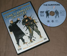 Come ti ammazzo un killer - Walter Matthau; Robin Williams (DVD; 1983) *OTTIMO.