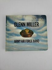 """Glenn Miller Army Air Force Band 15 7"""" 45 rpm EP Records 1955 EPOT-6702 - 10 Rds"""