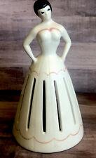 Lady Napkin Holder1950s Kitch Vintage