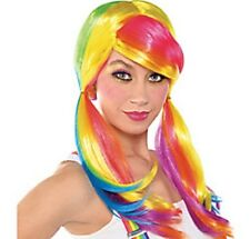 My Little Pony Rainbow Dash Wig -NEW!!