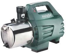 Metabo P 6000 Inox Gartenpumpe Wasserpumpe Pumpe