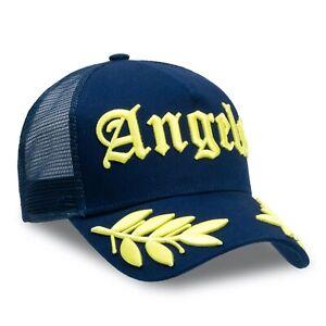 Chiccheria Brand Premium Trucker Cap ANGELS navy blau NEU & OVP Unisex