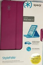 Pink Soeck iPad Mini 4 StyleFolio Case